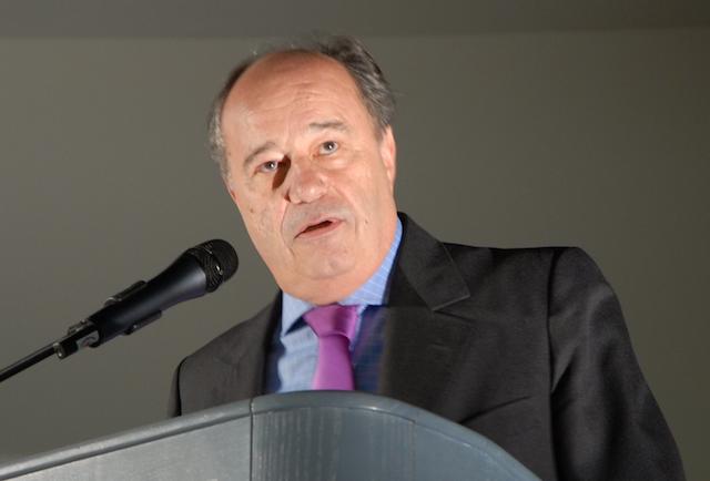 Jean-Michel Baylet, président du PRG